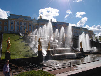 Peterhof by Printsev