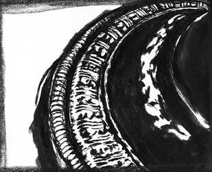 lamp I guess - 2001 by krysiaida