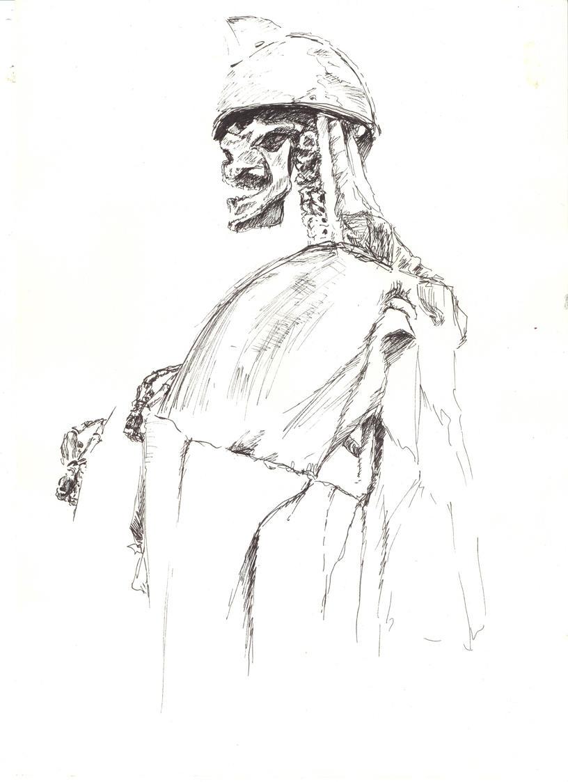 some skeleton 2002 by krysiaida