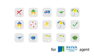some icons for web by krysiaida