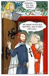 easter comic by krysiaida
