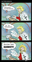 another teutonic comic :) by krysiaida
