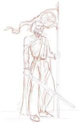 sketch by krysiaida