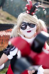 Harley Quinn Jester ~ Original Design by GabbyNu