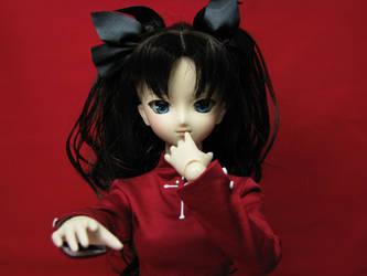 Rin, See's Something Shocking by alamarco