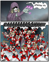 The Remnant: Brave New World Part 6 by RemnantComic