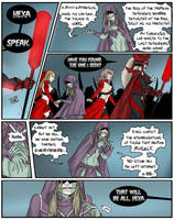 The Remnant: Brave New World 10 by RemnantComic