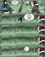 The Remnant: Brave New World 27 by RemnantComic