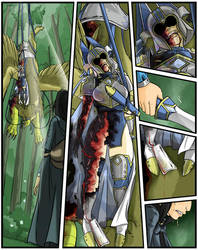 The Remnant: Brave New World 32 by RemnantComic