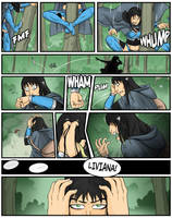 The Remnant: Brave New World 33 by RemnantComic