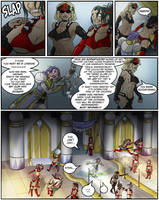 The Remnant: Brave New World 38 by RemnantComic