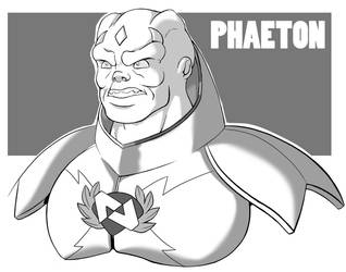 Governor General Phaeton by RemnantComic