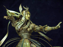 Shogun Warrior Princess by DaveGrasso