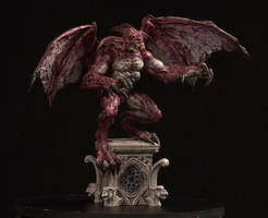 Vorak, Stan Winston Gargoyles by DaveGrasso
