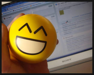 yay anti stressball by dutchie17