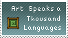 1000 langages stamp V2 by Synfull