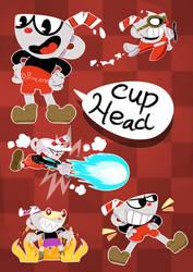 Cuphead by JPneko