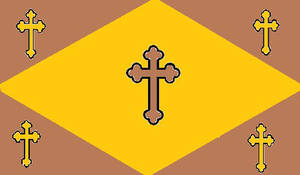 Flag Of County Of Lorette by VKA3
