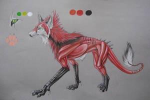 Dark Hellfire by PandiiVan