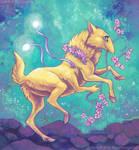 Weaving Dreams by MoonsongWolf