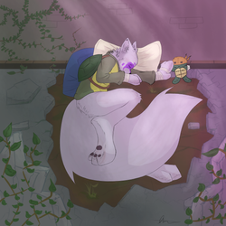 A Safe Place to Rest by LordSameth