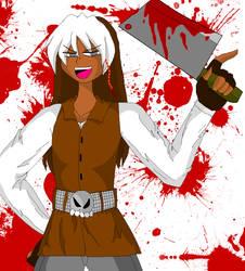 Blood, Give Em' Blood by NickyVendetta
