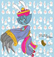 Bunny Hsien-Ko by NickyVendetta