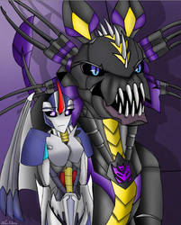 Nightmare and Starburst version 2 by KrystalBM