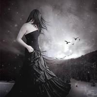 snow white sorrow by WCS-Wildcat