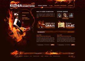 Kuznia Gitarzystow by pcholewa