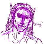 AralynScribble by PoldalleLovesnare