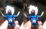 Chibi Shiz Clay Figure From Phone by PoldalleLovesnare