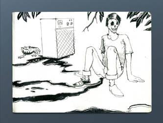 Teen Suicide by arpaci