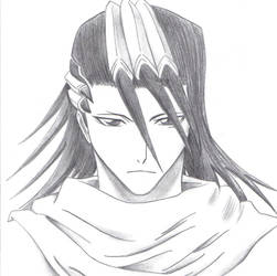 Byakuya by Wackurhment0