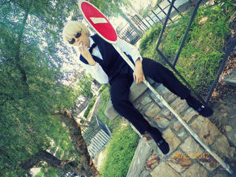 Shizuo... by BokuNoCosplay