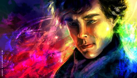 Sherlock by Seanica