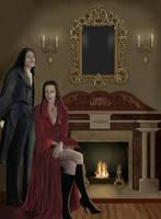 La Famiglia Di Dicapua by ChristineMarieArt