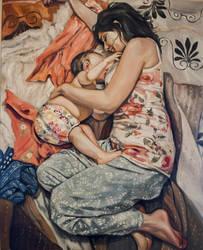 Motherhood by Tosialke