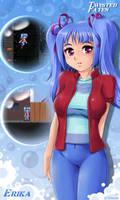 Twisted Fates promo 3 - Erika by HitmanN