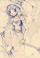 Witch by faQy