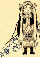 bride by faQy