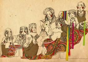 storyteller II. by faQy