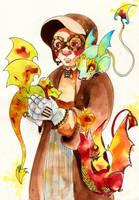 Sybil Ramkin by faQy