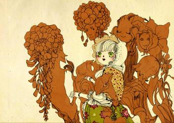 Little Ida's Flowers by faQy