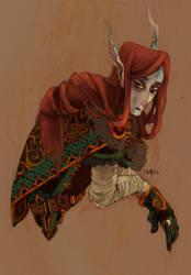 Maedhros by faQy