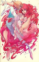 dancing gems by faQy