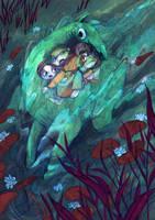 Kelpie by faQy