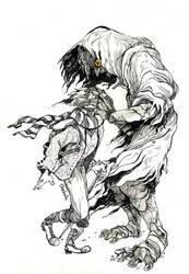 Frankenstein by faQy