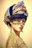 Desert Girl 3 by Gastounette