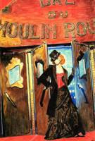 Moulin Rouge by Gastounette